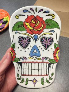 Skeleton Plate (Complete)